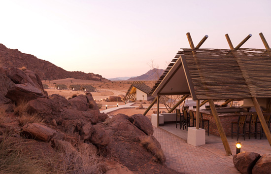 Desert Quiver Camp Bar