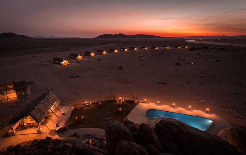 Desert Quiver Camp Namibia Self Catering Excellence At