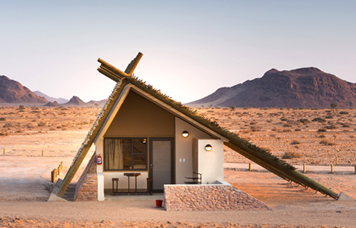 Desert Quiver Camp Self Catering Units